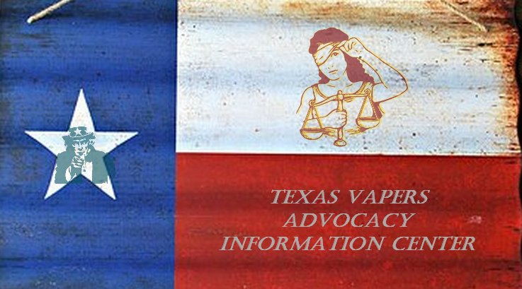 Texas Vapers Advocacy Information